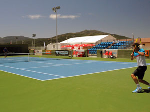 Open de Tenis Béjar 2012