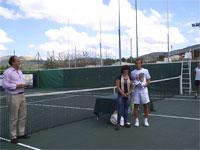 VIII Open de Tenis Virgen del Castañar, Béjar