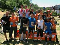 I Campeonato Regional de Trial Outzone, Béjar