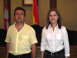 Pedro Manuel Esteban y Purificacion Pozo