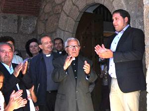 Edilberto Martín junto a Javier Valencia.</body></html>