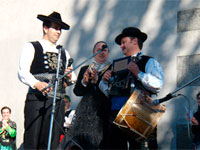 Fiestas en Peromingo