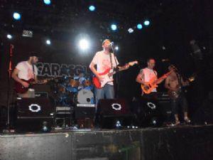 Pililos Oak en concierto