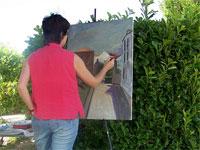Concurso de Pintura Aire Libre, Béjar 2008 (Archivo)