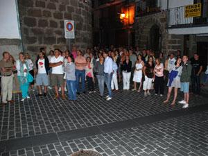 Actividad Paseo por la Plaza Mayor, Béjar