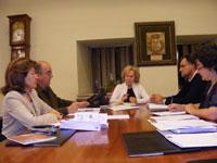 Reunión comisión III Centenario Plaza de Toros de Béjar