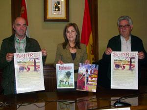 Presentación actos clausura III Centenario Plaza de Toros de Béjar