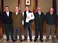 Miembros comisión III Centenario de la Plaza de Toros de Béjar