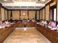 Pleno municipal de Béjar