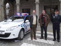 Nuevo vehículo Policia Local Béjar