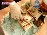 Imagen de la Operación realizada por la Policia
