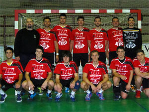 Equipo Polideportivo Bejarano Balonmano