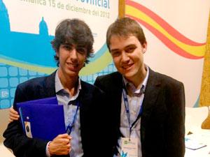 Congreso provincial de Nuevas Generaciones del PP en Salamanca