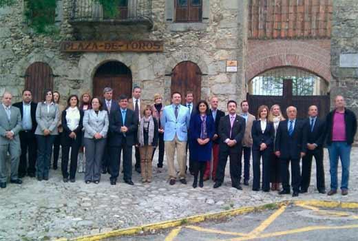 PP Béjar. Elecciones 2011
