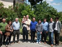 Presentacion Candidatos PP Cristobal y La Calzada de Béjar
