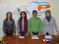 Partido Popular Béjar. Foto (Archivo)