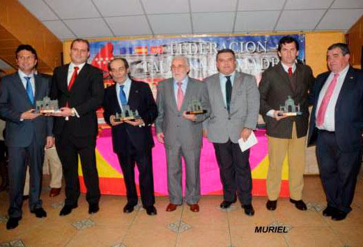 Galardonados premios Puerta de Madrid