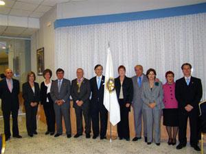 Entrega Premio Servir a la Asociación Amigos Plaza de Toros de Béjar