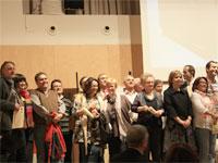 Galardonados Premios Solidaridad 2011
