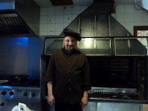 Ángel Alonso Noya, Restaurante Al-Balai