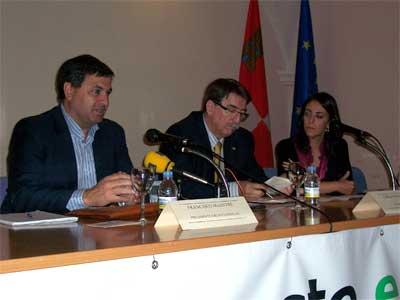 Inauguración Jornadas Energias Renovables de Premysa, Béjar