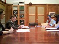Firma de convenio entre Premysa y la Agencia Tributaria