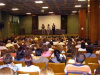 Salon de Actos Escuela de Ingenieria, Béjar