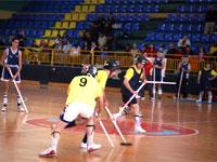 Partido Hockey adaptado, Béjar