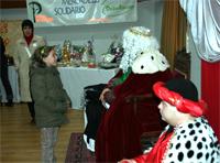 Los Reyes Magos en el Casino Obrero de Béjar