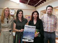 Presentación programa cultura y deportivo en Béjar