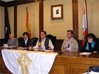 Presentación Novillada Corpus en Béjar