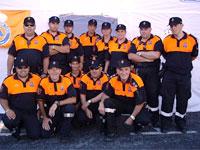 Voluntarios de Protección Civil Béjar