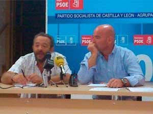 Jose Luis Rodriguez Celador y Javier Garrido Novia