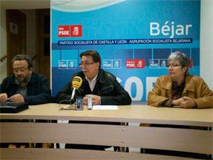 Rueda de Prensa PSOE Béjar.</body></html>