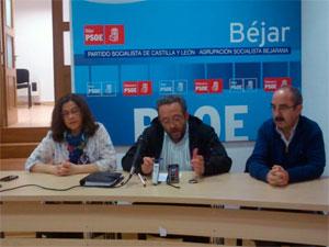 Rueda de Prensa PSOE Béjar