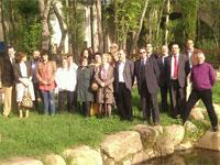 Candidatura socialista elecciones Béjar 2011