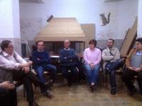 Reunión del PSOE Béjar con los representantes vecinales