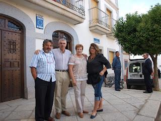 PSOE Santibañez de Béjar