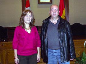 Purificación Pozo y Santiago Yuste