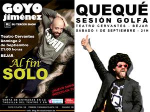 Goyo Jimenez y Quequé