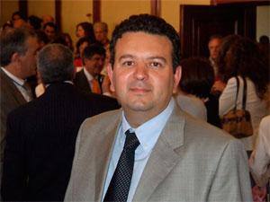 Concejal de juventud Raúl Hernandez