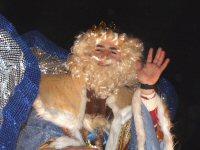 Cabalgata de Reyes en Béjar