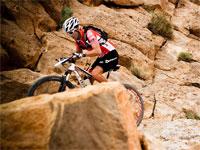Roberto Heras. Titan Desert 2011