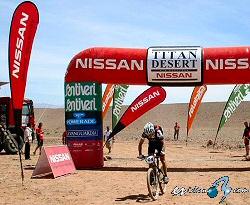 Roberto Heras, Titan Desert 2010