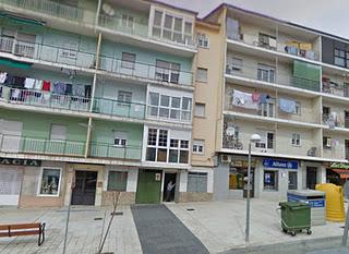 Balcones de la Calle Recreo de Béjar
