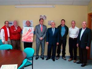 Presentación del Premio Servir 2013, Béjar