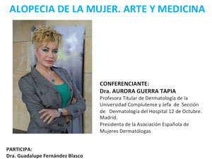 Conferencia sobre Alopecia, Casino Obrero de Béjar