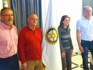 Rotary Club y CACE