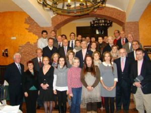 Reunión Rotary Club en Béjar. Jornada de formación