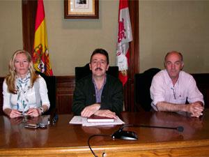 Rueda de Prensa Ayuntamiento de Béjar